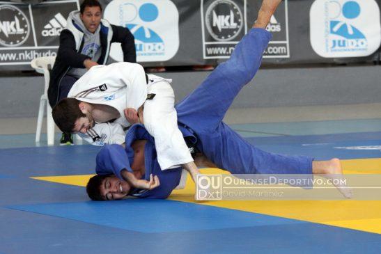 Finalizó la liga de Judo con triunfos de Arteixo y Famu