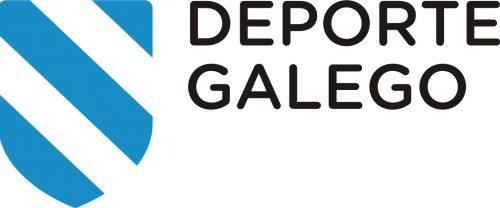 Logo Deporte Galego Xunta de Galicia
