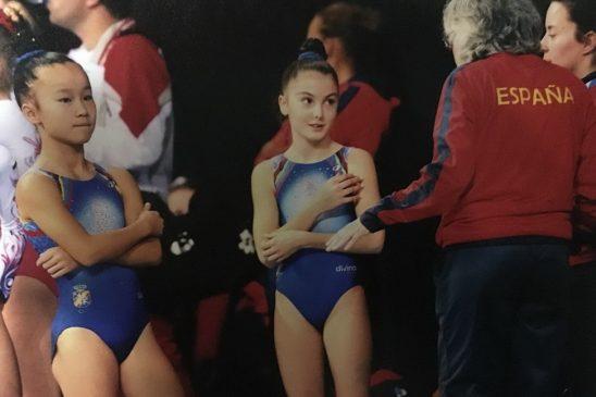 Dúas finais para Ximnasia Pavillón no Mundial de Ximnasia