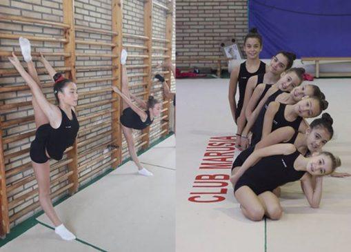 Club Marusia traslada sus entrenamientos a Sportur Galicia