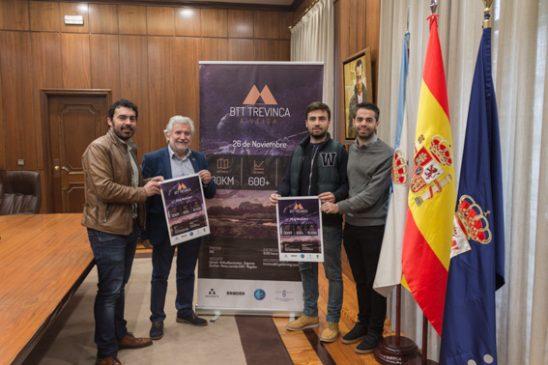 """A Veiga organiza a """"BTT Trevinca"""", proba de ciclismo de montaña"""