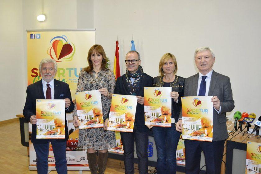 Sportur Galicia 2017 Presentacion