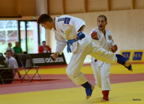Felipe Iglesias ante su quinto Mundial de Jiu Jitsu