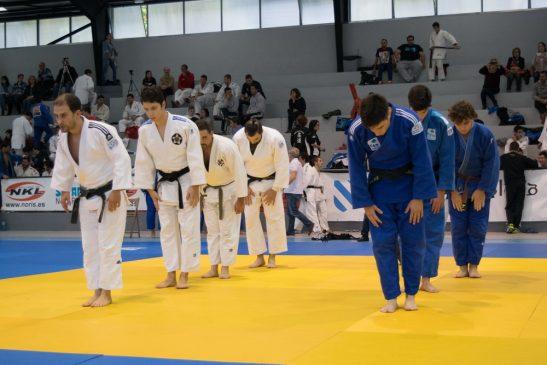 La Liga de Judo se decide el sábado en el Polideportivo de Oira