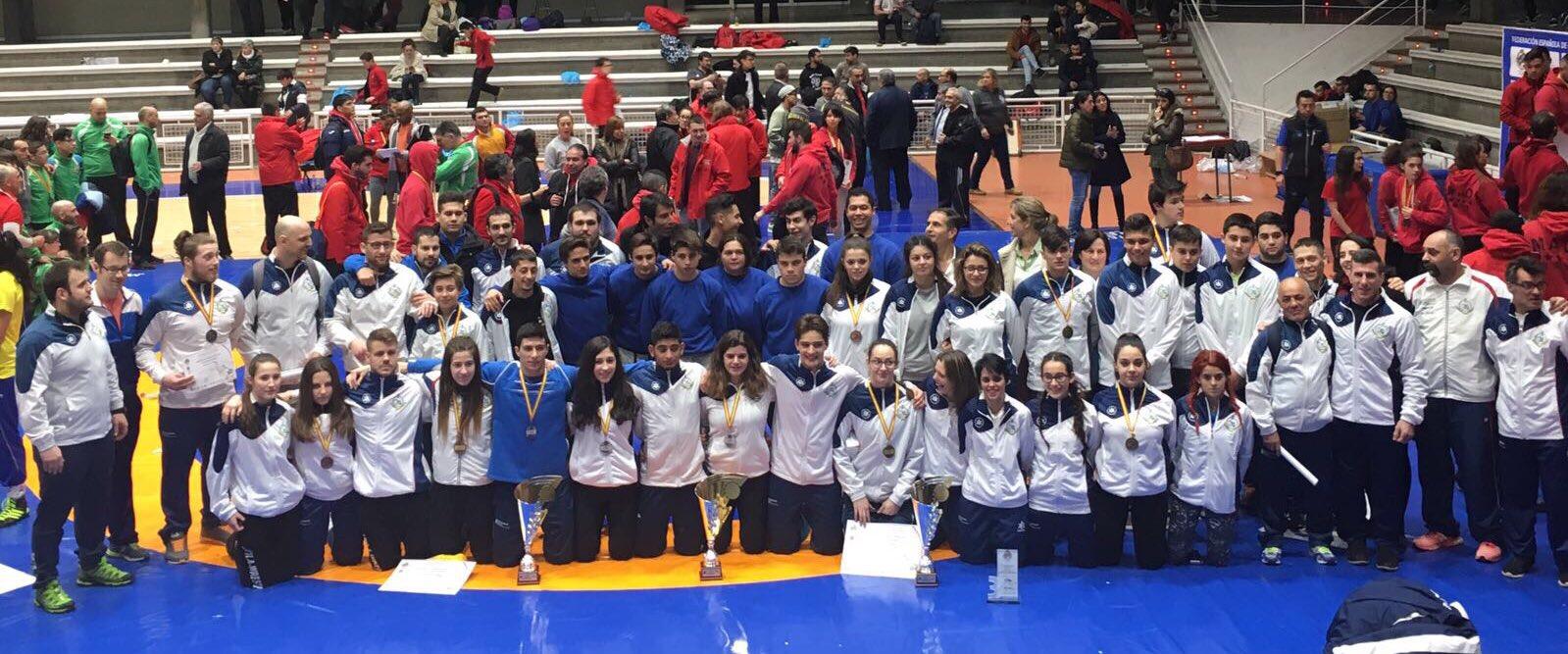 Selección Galega de Loita Olimpica - Lucha club Atila