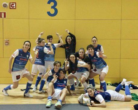 Ourense Envialia vence por la mínima en Esplugues