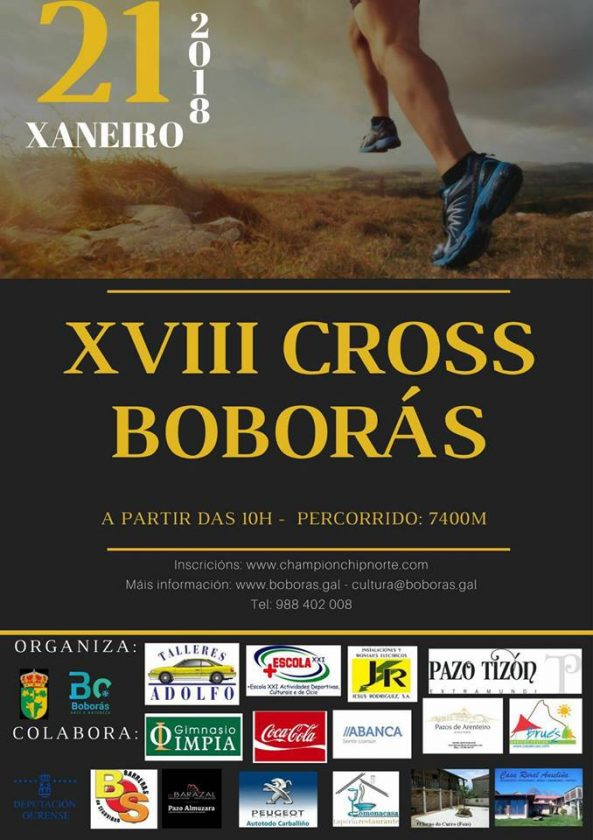 Cross de Boborás