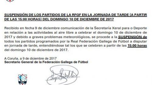 Comunicado RFGF