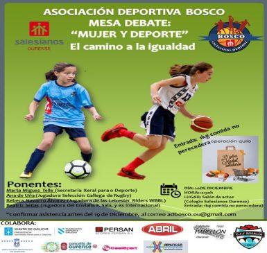 """""""Mujer y Deporte: El camino a la igualdad"""" a debate"""