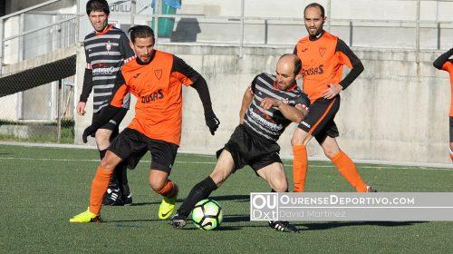 Futbol Veteranos Ourense Foto David Martinez