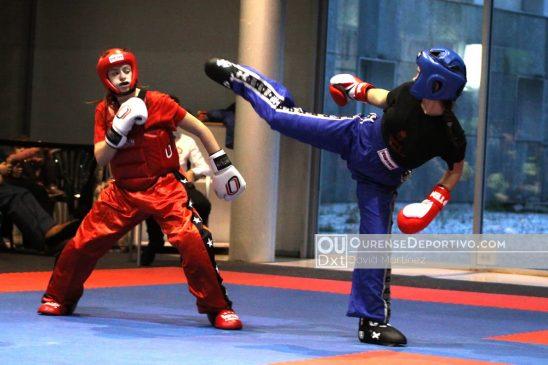 El VII Torneo Internacional de Kickboxing concentró a mas 150 deportistas