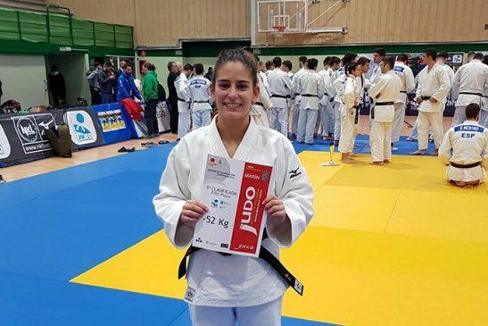 Laura Valdés regresó a la competición de alto nivel en la Supercopa de España