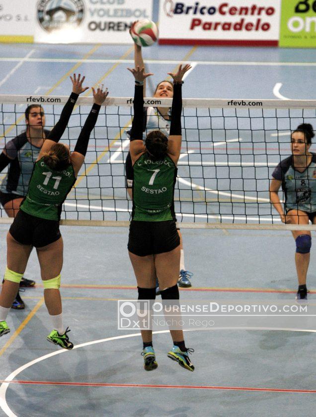 Voleiourense Sestao Foto NachoRego