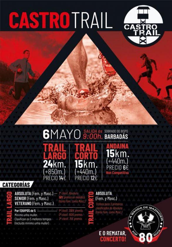 III Castro Trail e Andaina - Sobrado do Bispo - Barbadás @ Sobrado do Bispo | Barbadás | Galicia | España