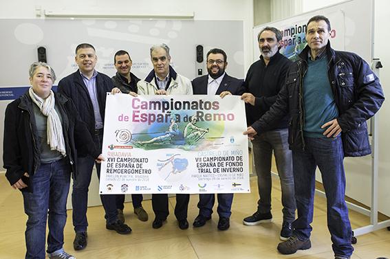Campeonatos Remo Castrelo Ribadavia