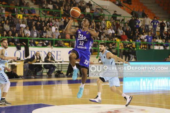 Rio Ourense Termal encadena la cuarta victoria ante Clavijo