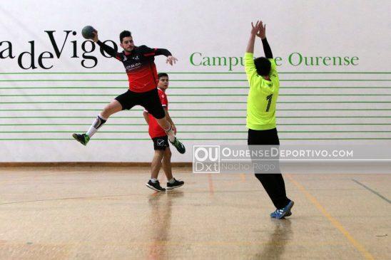 Cómodo triunfo ante Lucus para Cosaga Campus Ourense