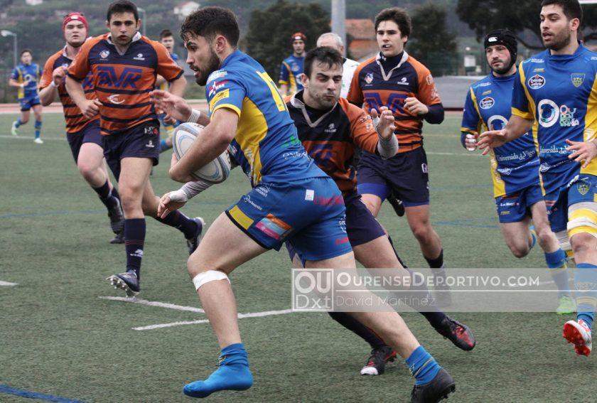 ampus Ourense Rugby Bera Bera