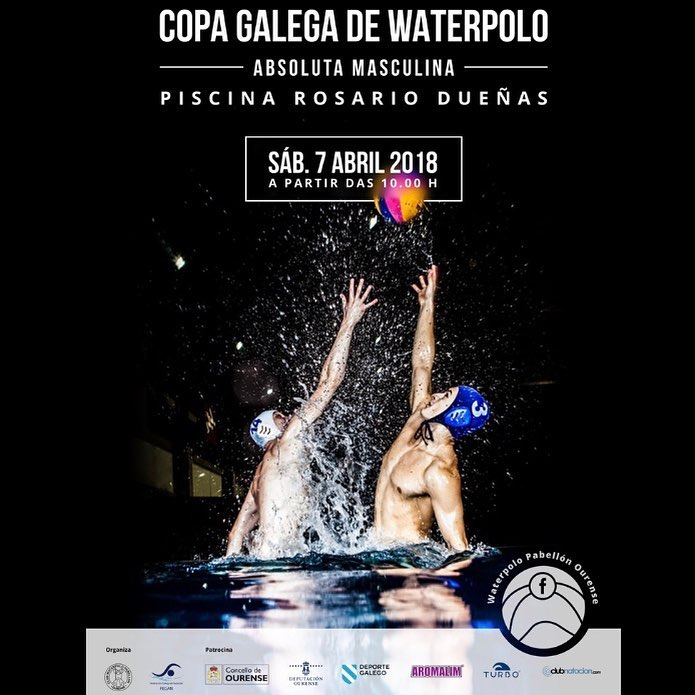 Copa Gallega de Waterpolo 2018