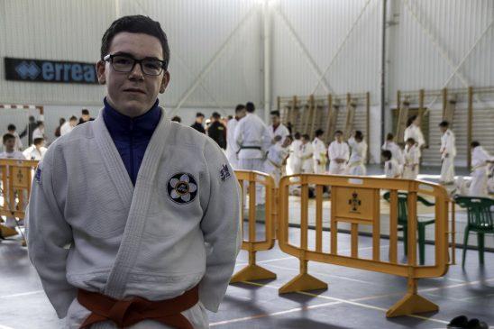 Rubén Córdoba finaliza quinto en el Open Nacional de Jiu Jitsu