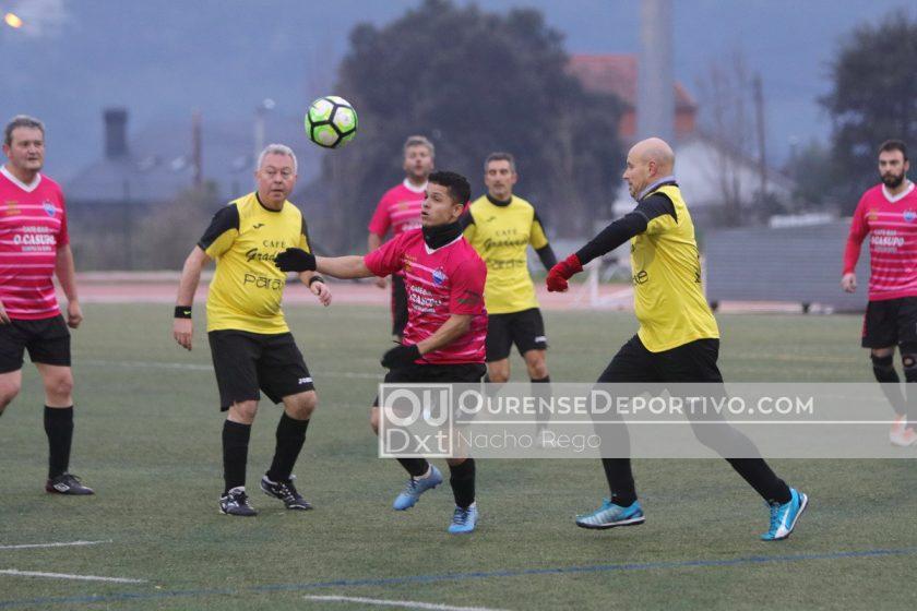 Fubol Veteranos Ourense Foto Nacho Rego
