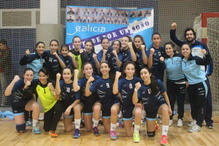 Galicia Balonmano 2018