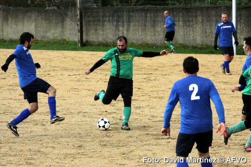 Futbol Veteranos Ourense