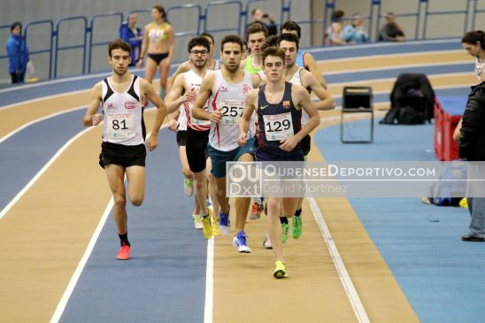 Fotos: Campeonato de Galicia Absoluto de Atletismo en pista cubierta
