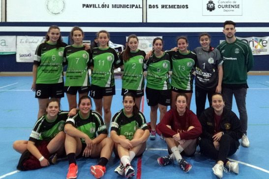 Nova Xestion Pabellon cerró la liga ante UB Lavadores