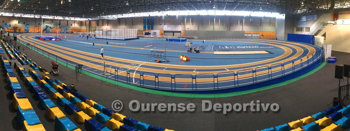 XXXI Campionato de Galicia Máster en Pista Cuberta @ Expourense | Ourense | Galicia | España