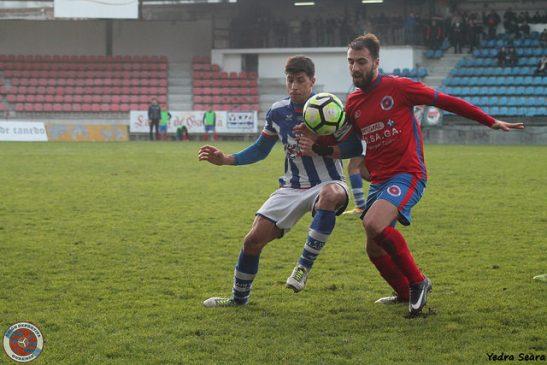 A U.D. Ourense afiánzase na praza de ascenso trala victoria fronte o Valladares