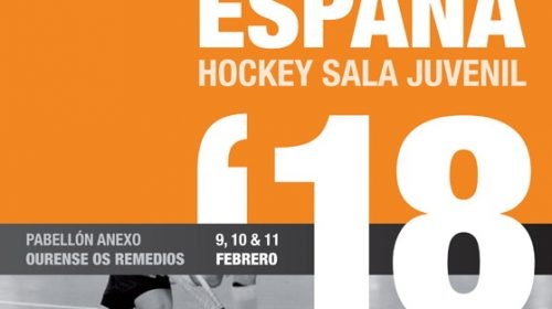 campeonato españa de hockey juvenil 2018