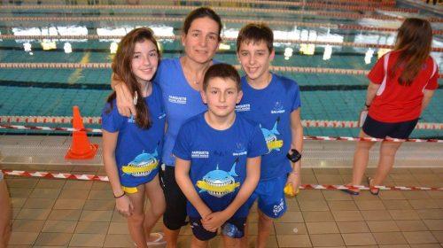 equipo salvour en el campeonato gallego