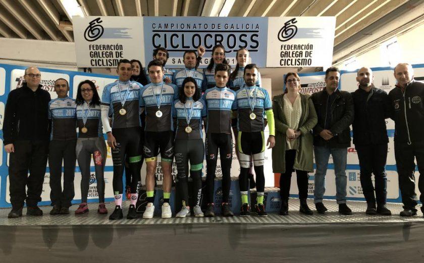 Campionato de Galicia de ciclocross - Foto Federación Galega de Ciclismo