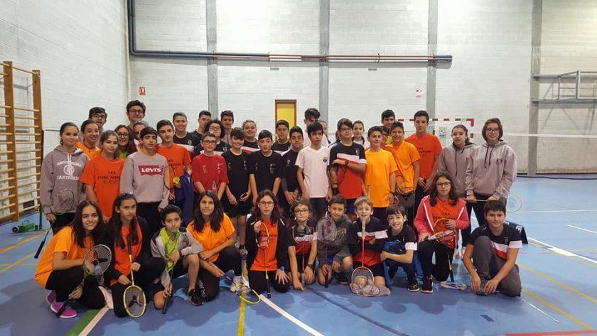 Badminton Xogade 2018