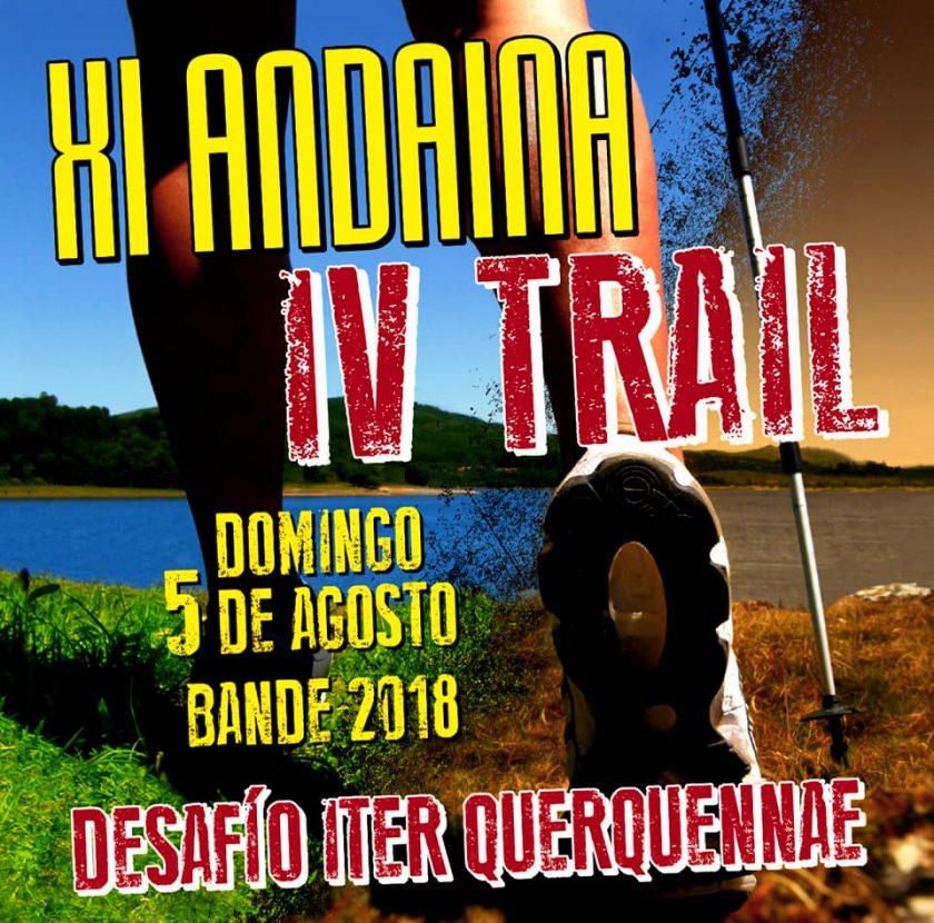 Bande: XI Andaina-IV Trail Desafío Iter Querquennae @ Bande | Galicia | España