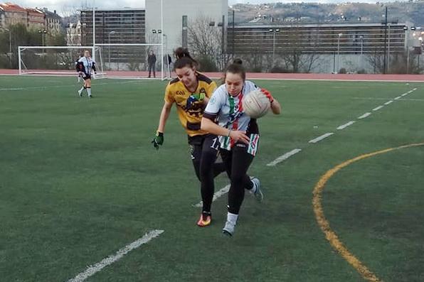 Auriense FC femenino 2018
