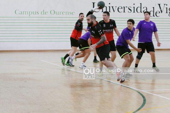 Victoria sin sobresaltos para Campus Ourense ante Bm Línea 21