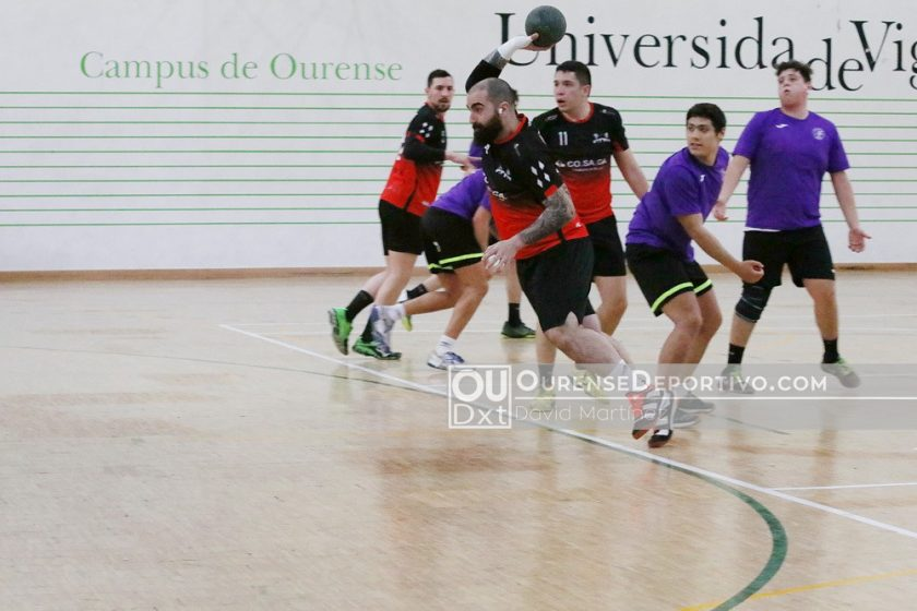 Campus Balonmano Foto David Martinez 2018