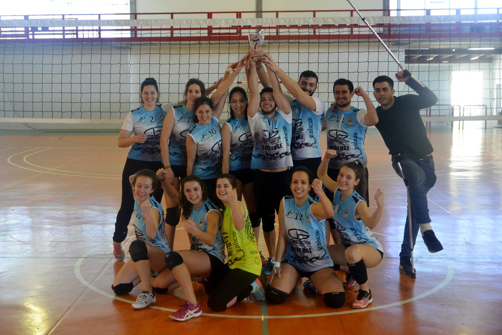 Campus Ourense Voleibol Intercampus 2018