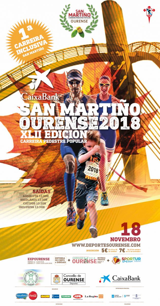 Cartel San Martino 2018