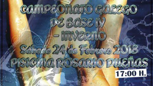Cpto Gallego Base IV Natacion artistica