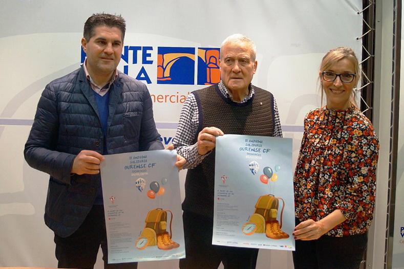 II Andaina Solidaria Ourense CF 2018