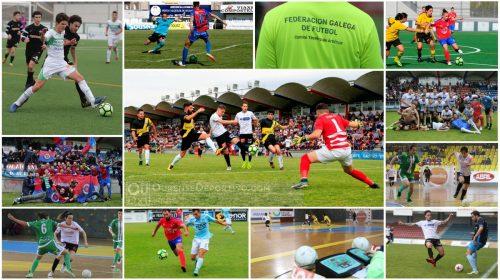 Futbol Provincial Ourense Deportivo Foto Nacho Rego