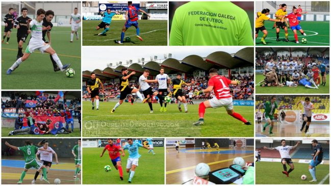 Futbol provincial: Resultados y clasificaciones