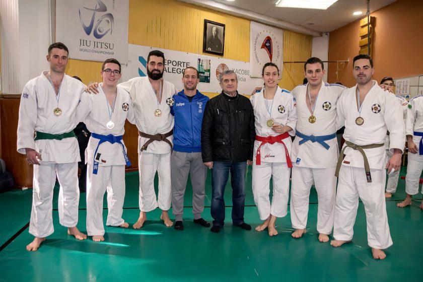 Marbel Judo Jiu Jitsu 2018