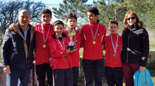Ourense Atletismo Cadete Cross 2018