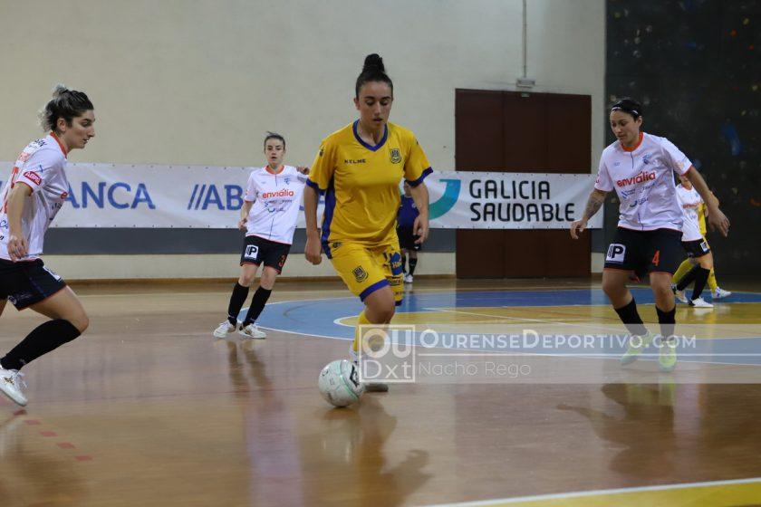 Ourense Envialia Alcorcon 2018 Foto Nacho Rego
