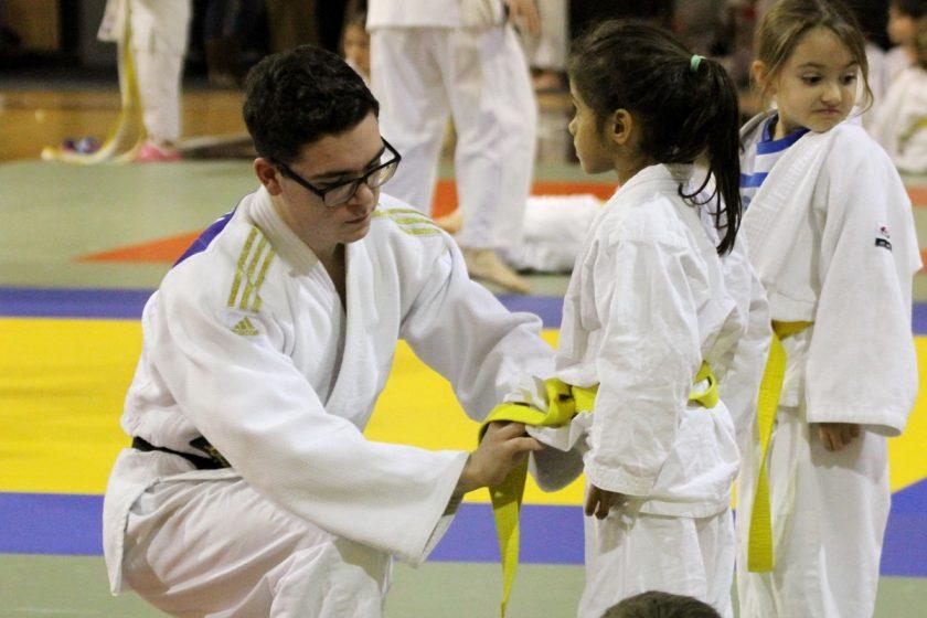 Copa Diputación de Judo 2018 - 2ª jornada @ Pazo Paco Paz