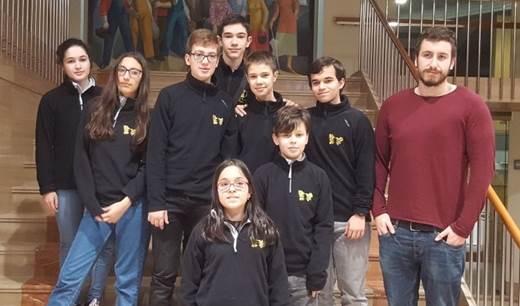 Tres bronces ourensanos nos Campionatos de Galicia Infantil e Xuvenil de xadrez